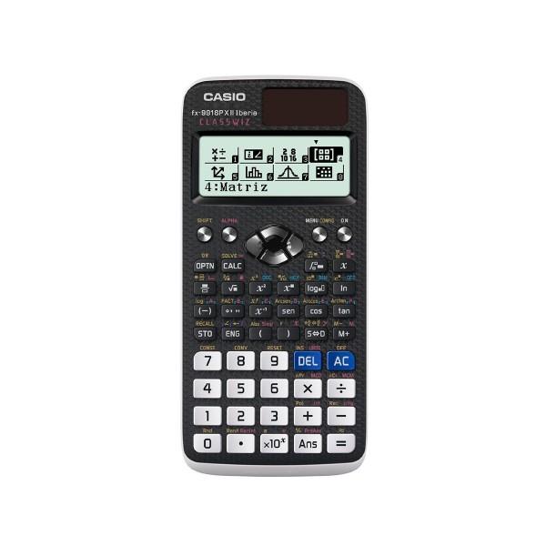 Casio fx-991spxii calculadora científica con 553 funciones