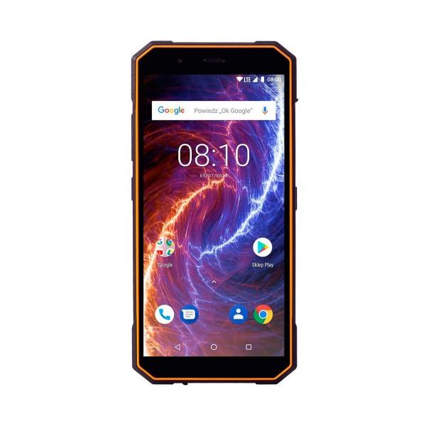 Myphone hammer energy 18x9 naranja móvil rugerizado 4g dual sim 5.7'' ips hd+/4core/32gb/3gb ram/13mp/8mp