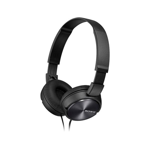 Sony mdrzx310b auriculares de diadema negros conector en 90º