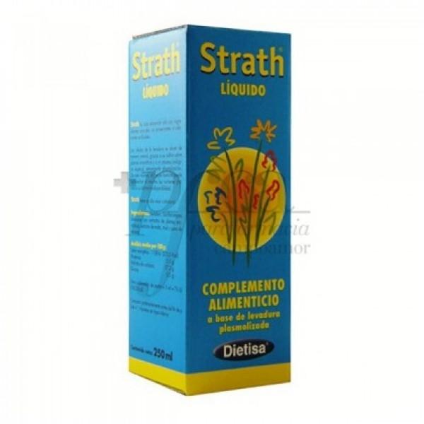 STRATH DEFENSAS LIQUIDO 250ML