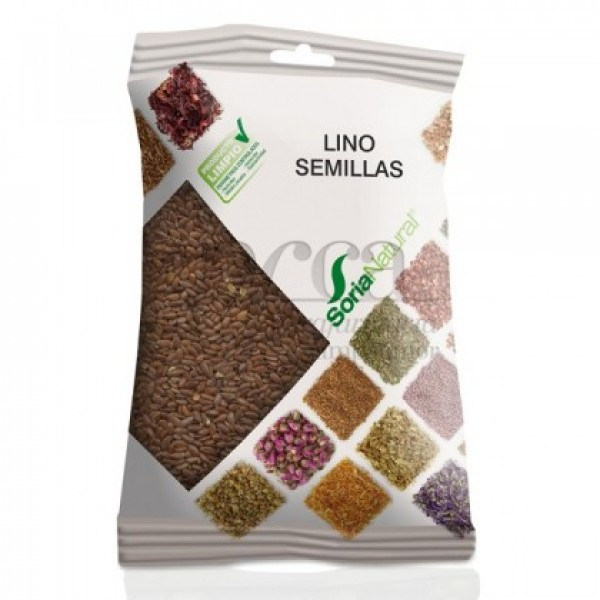 LINO SEMILLAS  500 GR 02231