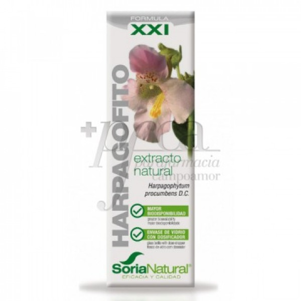 EXTRACTO DE HARPAGOFITO XXI 50ML