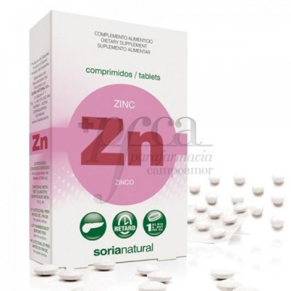 ZINC 200 MGRS. X 48 RETARD R.11135
