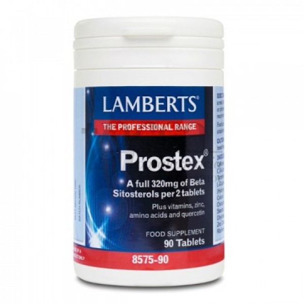 PROSTEX CON BETA SITOSTEROLES 90 COMPS