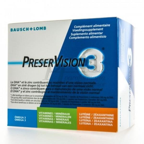 PRESERVISION 3 180 CAPS