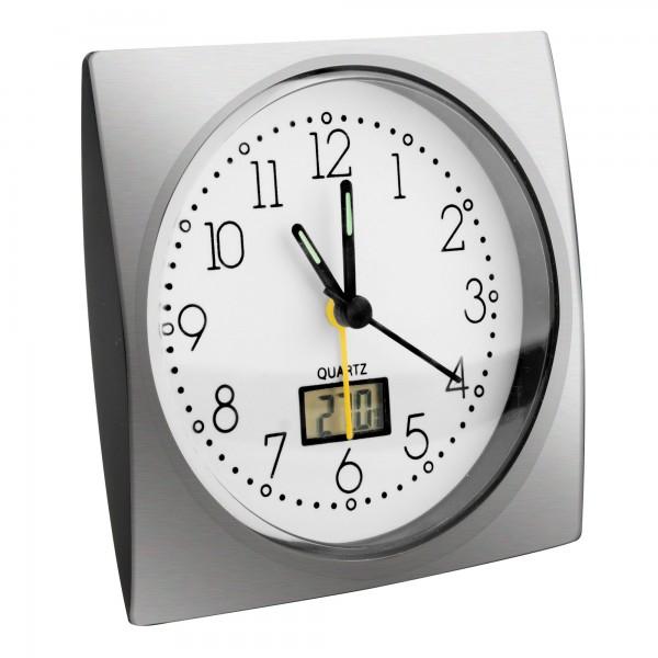 Reloj analogico alarma 100x100x38