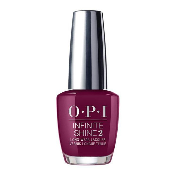 Opi nail infinite shine lacquer in the cable car-pool lane