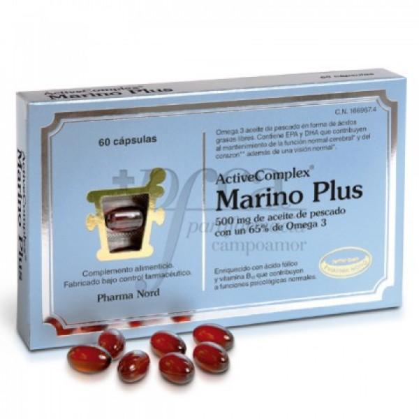 ACTIVECOMPLEX MARINO PLUS 60 CAPS