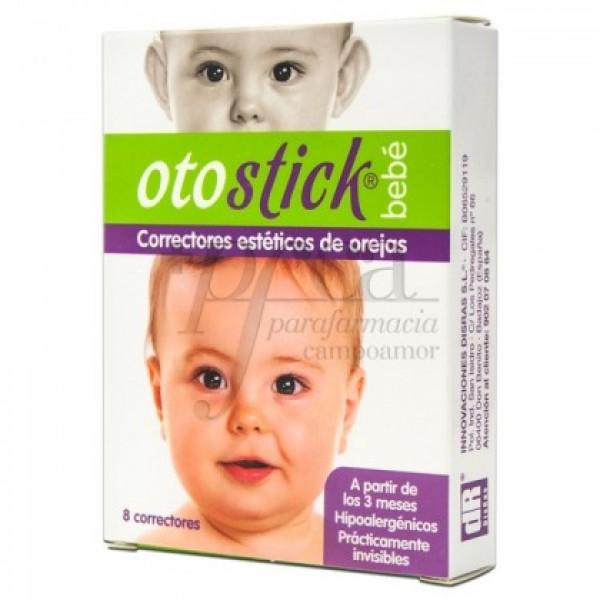 OTOSTICK BEBE CORRECTOR ESTETICO DE OREJAS 8U