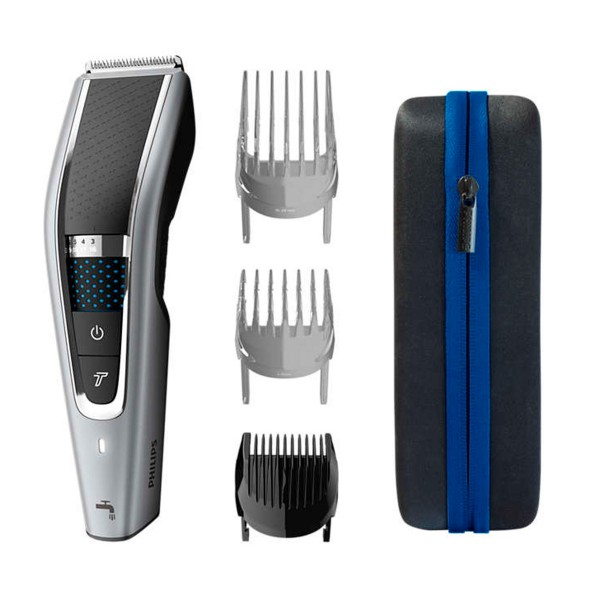 Philips hc5650/15 gris cortapelos lavable hairclipper series 5000