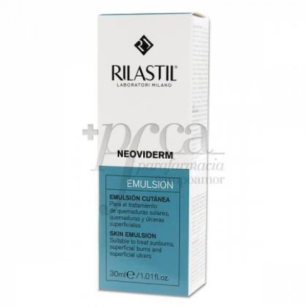 RILASTIL NEOVIDERM EMULSION 30 ML