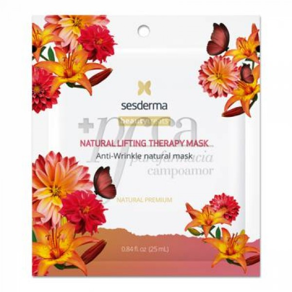 BEAUTYTREATS NATURAL LIFTING THERAPY MASK 25 ML