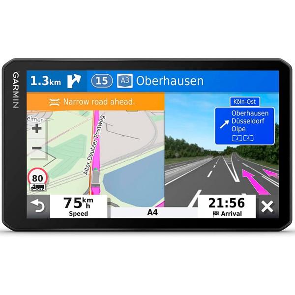 Garmin dezl lgv700 navegador para camión 6.95'' gps con mapas preinstalados de europa