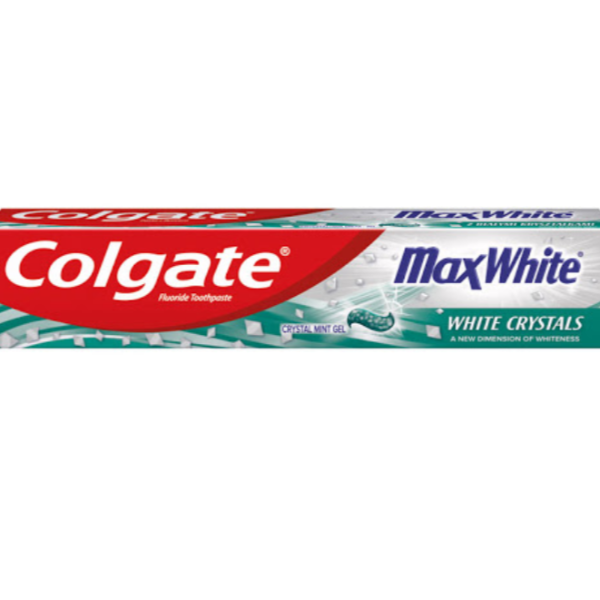 Colgate dentífrico Max White 75 ml