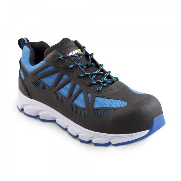 Zapato seg. workfit arrow azul n.46