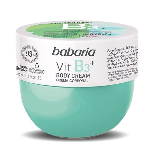 Babaria vit b3+ body cream 1ml
