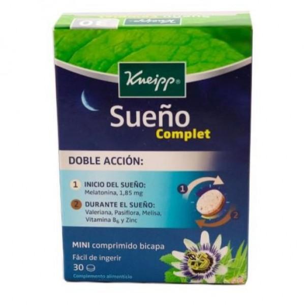 KNEIPP SUEÑO COMPLET 60 COMP