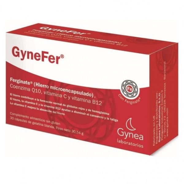 GYNEFER CON FERGINATE 30 CAPS