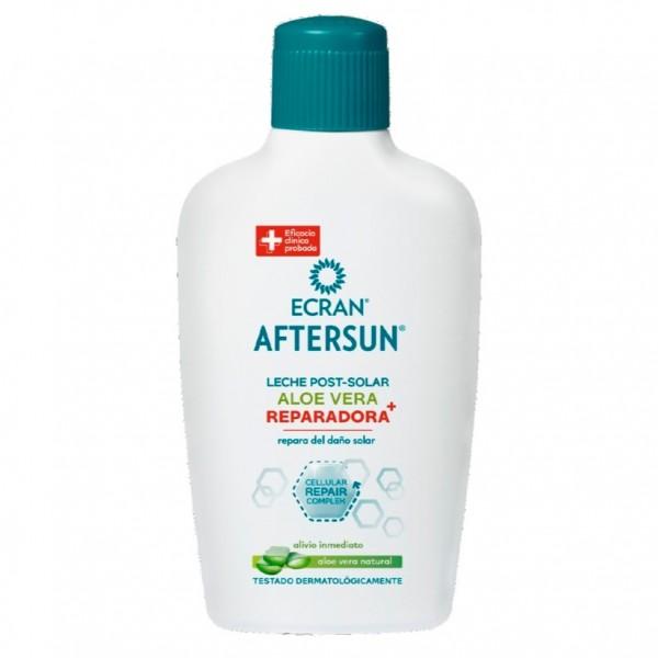 Ecran Aftersun  Leche Reparadora  Aloe Vera 200 ml