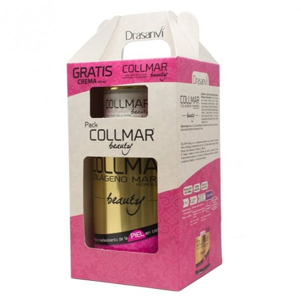 COLLMAR BEAUTY 275G + CREMA FACIAL 60ML PROMO