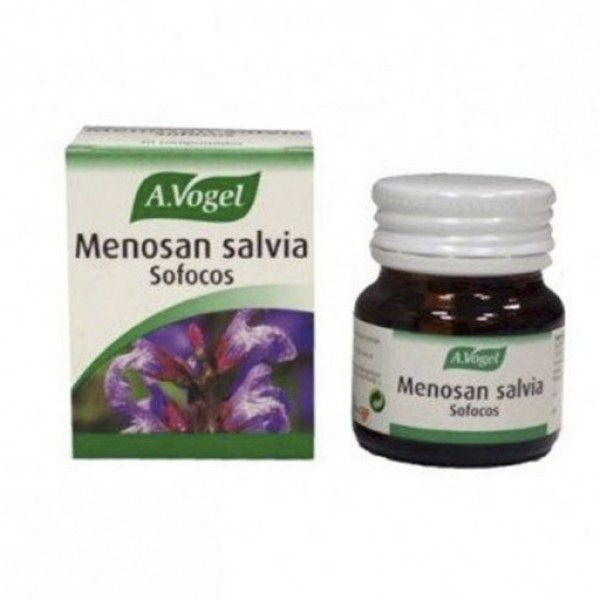 MENOSAN SALVIA SOFOCOS 30 COMPS AVOGEL