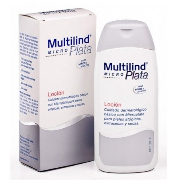 MULTILIND MICROPLATA LOCION 200 ML