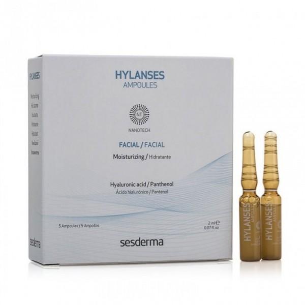 HYLANSES AMPOLLAS 5X 2ML